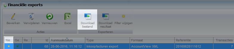 Hybrid SaaS exports