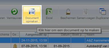 Document opmaken